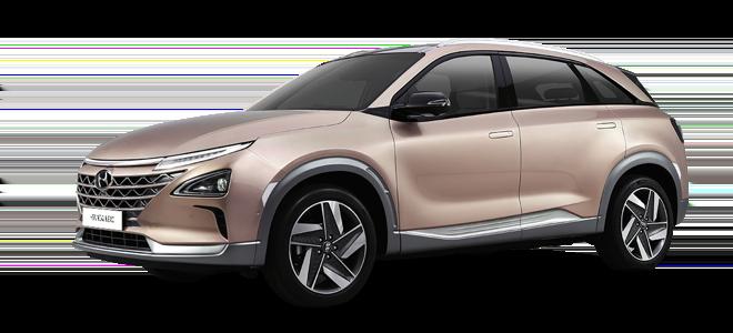 Hyundai Nexo Waterstof